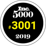 Inc 5000 #3001 2019