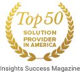 Top 50 Solution Provider in America